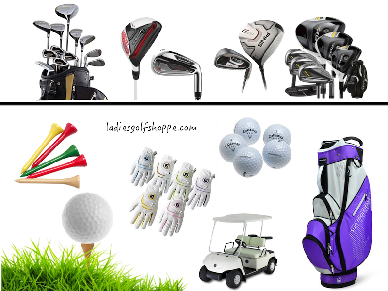Womens Golf Equipment