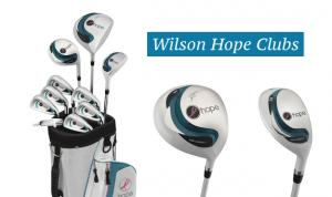 Wilson Hope Golf Clubs