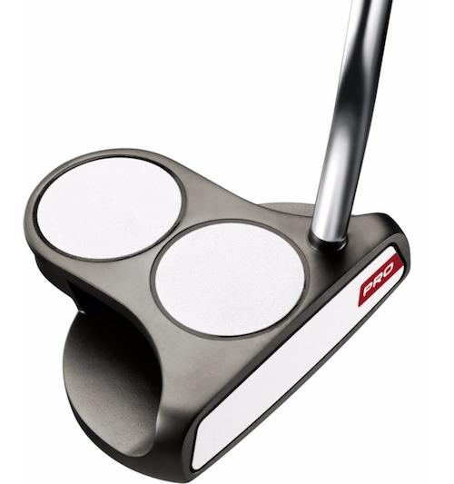 Odyssey WH Pro 2-Ball Putter