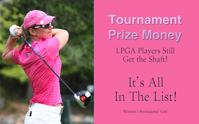 LPGA Prize Money