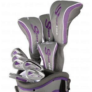 Adams Women's Speedline Golf Clubs
