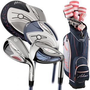 Adams Idea Ladies Golf Clubs
