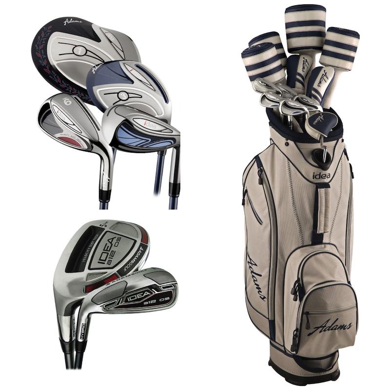 Adams Womens Golf Sets Las Pe