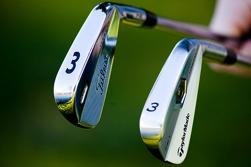 Golf Club Heads and Shafts