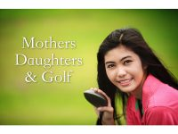 Mothers Daughters and Golf