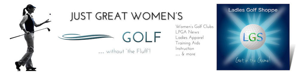 Just Great Womens Golf