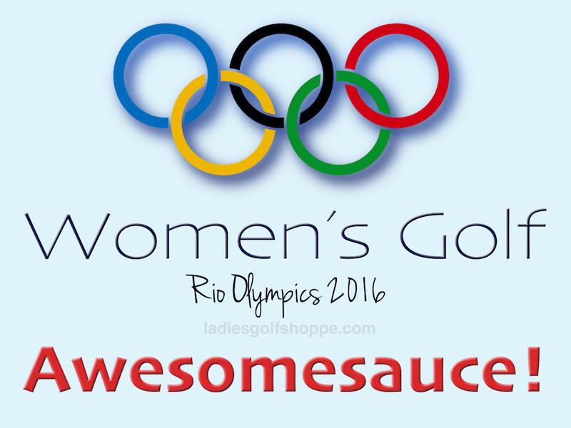 Women's Olympic Golf - Rio