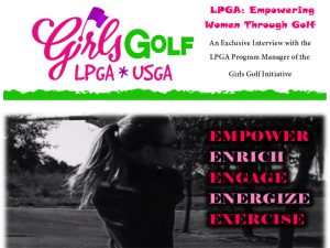 LPGA Girls Golf