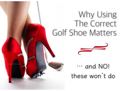 Golf Shoes and Women