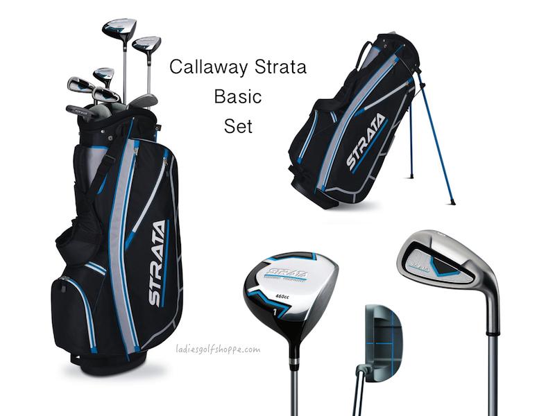 Callaway Strata Basic Set