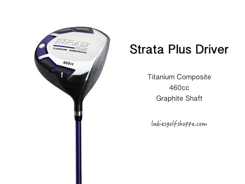 Callaway Strata Plus Driver