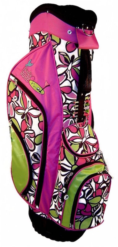 Birdie Babe Bahama Mama Lightweight Golf Bag