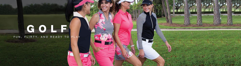 Jofit Golf Apparel for Women
