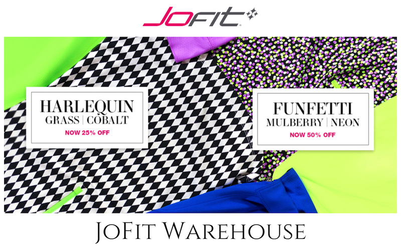 Jofit Sales Items - Warehouse