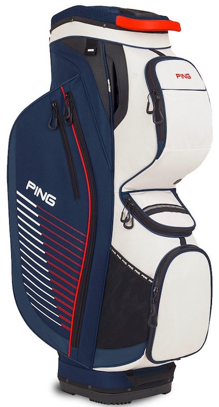 Ping Golf- 2016 Traverse Cart Bag