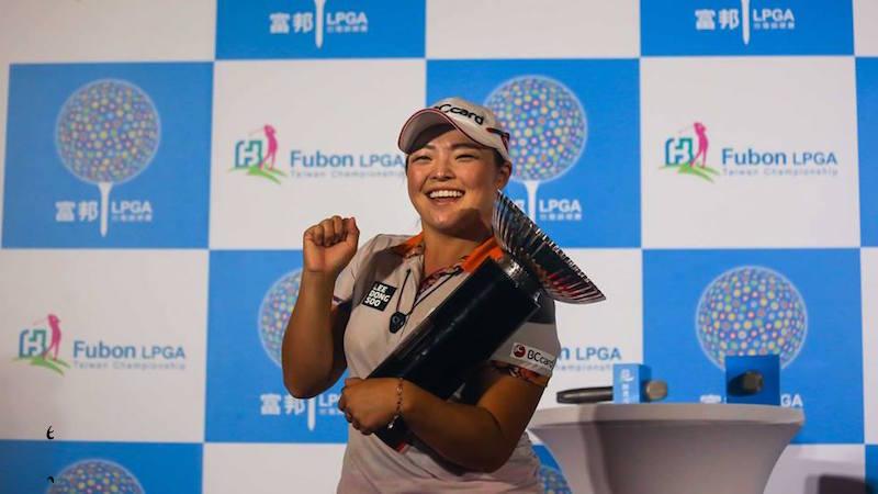 Ha Na Jang Fubon Taiwan Winner
