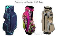 Lightweight Women's Golf Bags