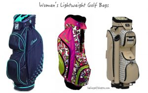 Lightweight Women's Golf Bags