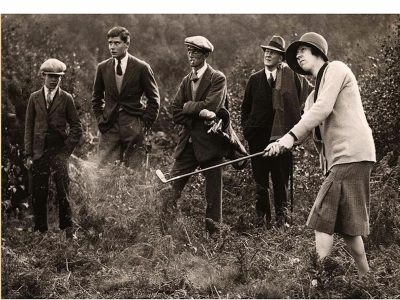 The History of Women and Golf