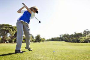 Women's Golf Exercises