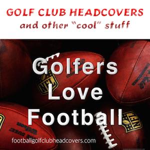 NFL Golf Club Headcovers