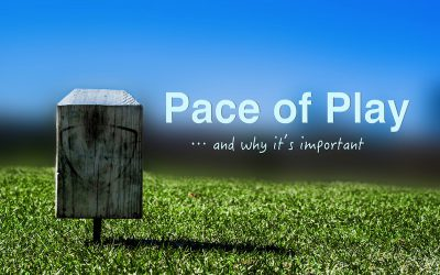 Pace of Play in Golf