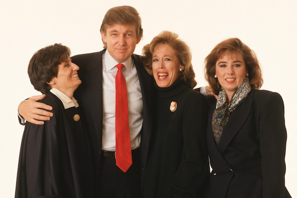 Donald and Female Employees