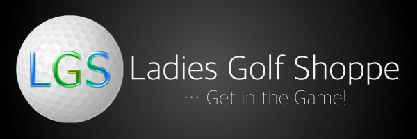 Ladies Golf Shoppe Retina Logo